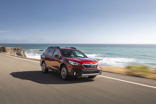 2020 Outback 38