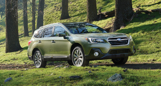 2019 Subaru Outback Review