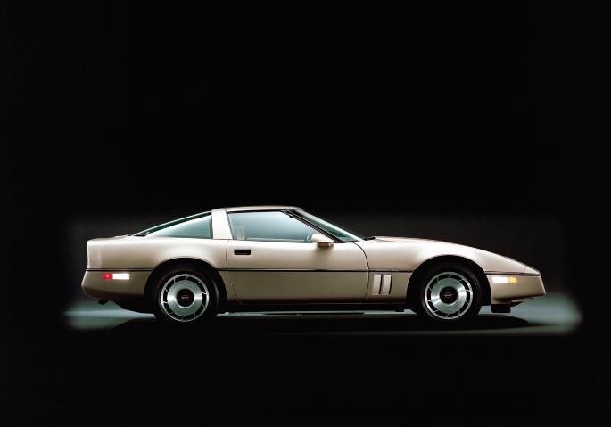 1984 Corvette 70646