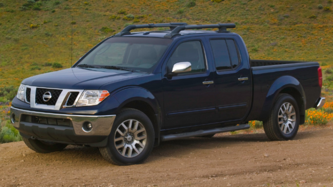 nissan-frontier-2nd-generation