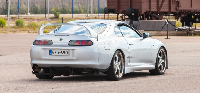 The Legendary Toyota Supra Why Is It So Popular