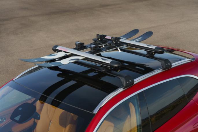 Aston Martin DBX 33 Ski Rack