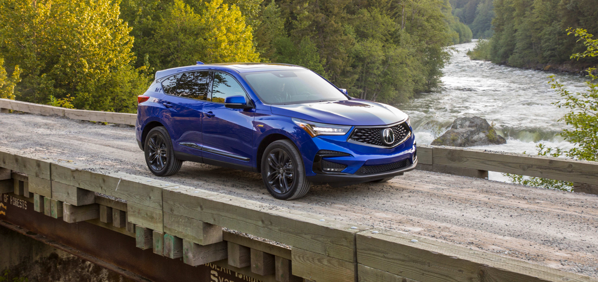 Review 2019 Acura Rdx