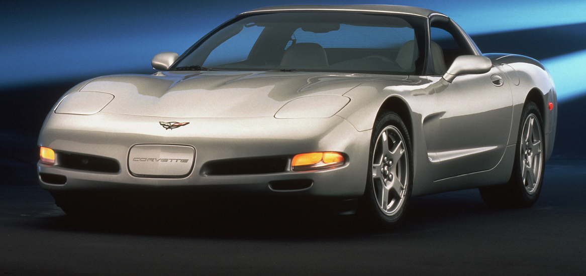 C4 Corvette The Complete Reference Facts And History