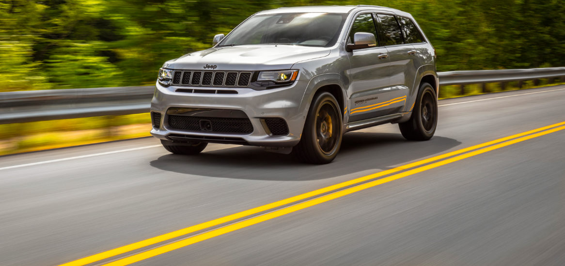 Jeep Grand Cherokee Generations