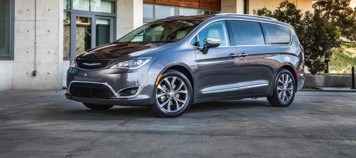 50 Best Used Chrysler Pacifica for Sale, Savings from $2,539