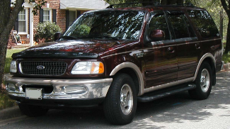 Ford Expedition Generations
