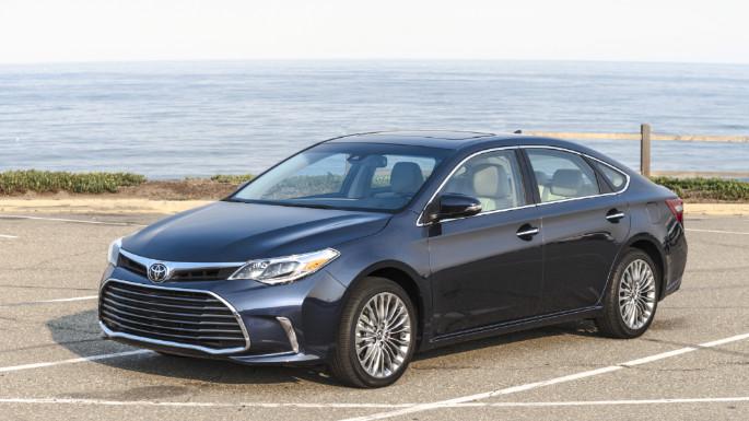 2016 Toyota Avalon LTD