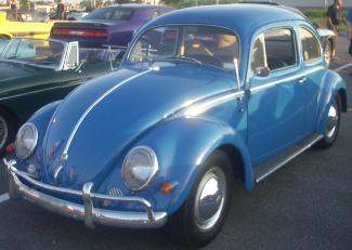 Volkswagen escarabajo tipo 1