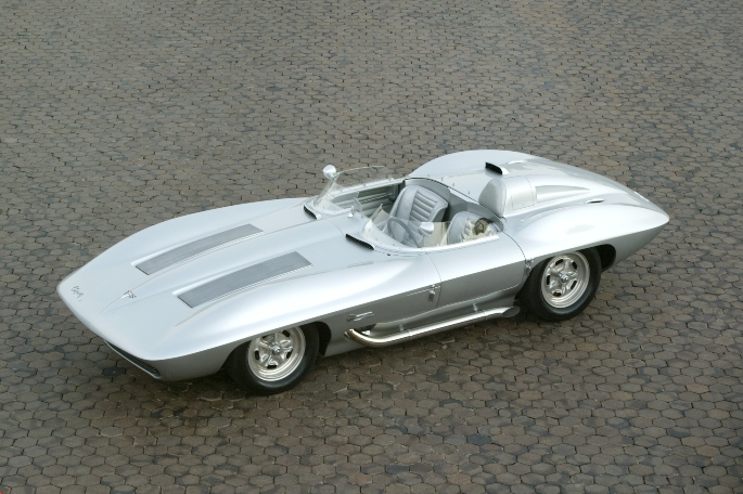 1959 Corvette Sting Ray Racer D-05-00540-A0FT0459