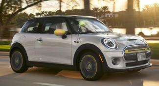 Driven: 2020 All-Electric Mini Cooper SE