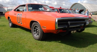 What is the General Lee Car?