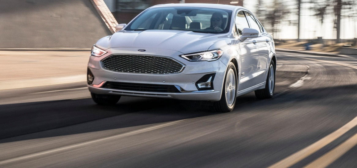 Ford Fusion Generations