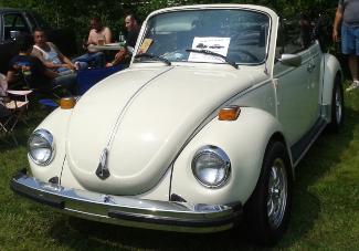 Volkswagen escarabajo convertible 1970