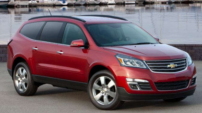 chevrolet-traverse-1st-generation