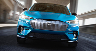 Survey: Consumers dislike the name, split evenly on Ford's Mustang Mach-E versus Tesla Model Y