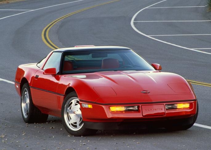 1990 Corvette ZR1 C5909-R774-0007