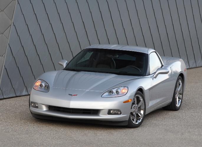 2009 Chevrolet Corvette X09CH-CR117