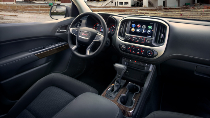 2019-gmc-canyon-dashboard