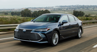 Driven: 2019 Toyota Avalon Review