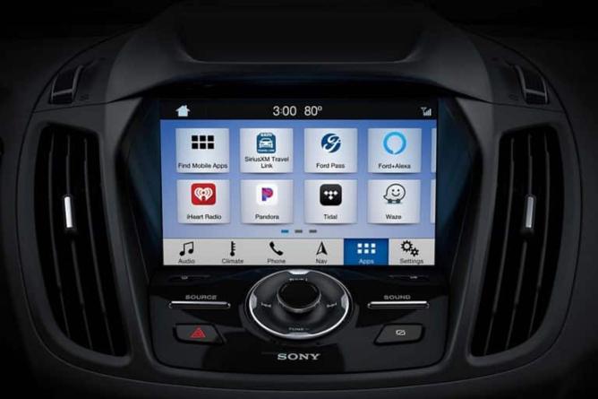 2019-ford-escape-navigation-image