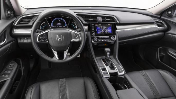 2019 Honda Civic Sedan Touring 062