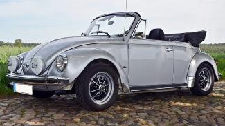 Volkswagen escarabajo convertible 1950