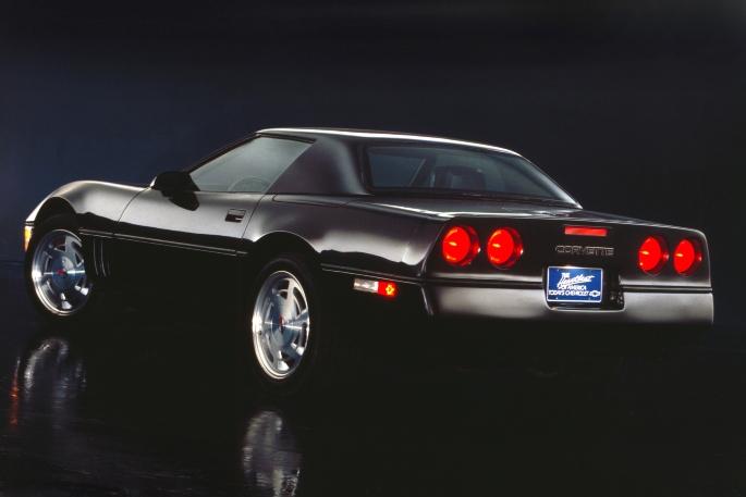 1990 Chevrolet Corvette C5909-0599