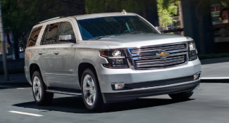 Used Chevy Tahoe >> Chevrolet Tahoe