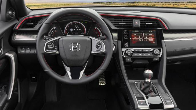 2020 Honda Civic Si Sedan 020