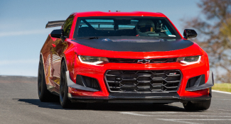 2019 Chevy Camaro Review