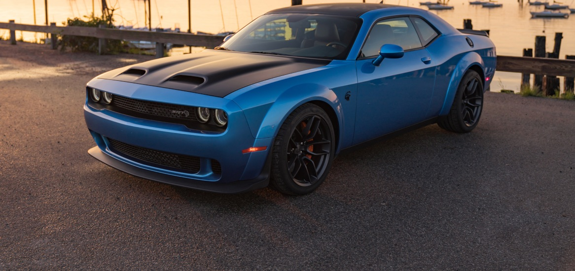 2019 Dodge Challenger >> 2019 Dodge Challenger Review