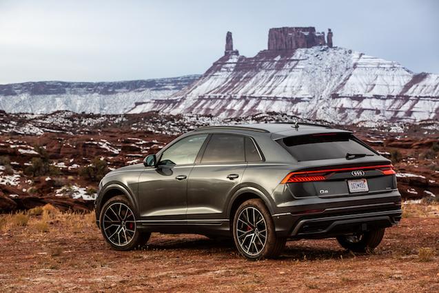 Driven: 2019 Audi Q8 review