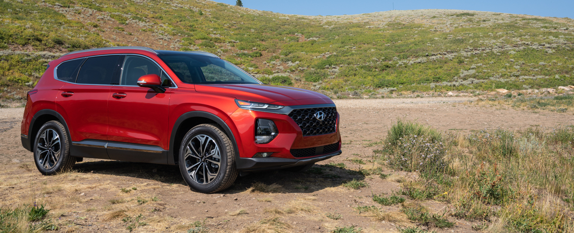 Driven 2019 Hyundai Santa Fe Review
