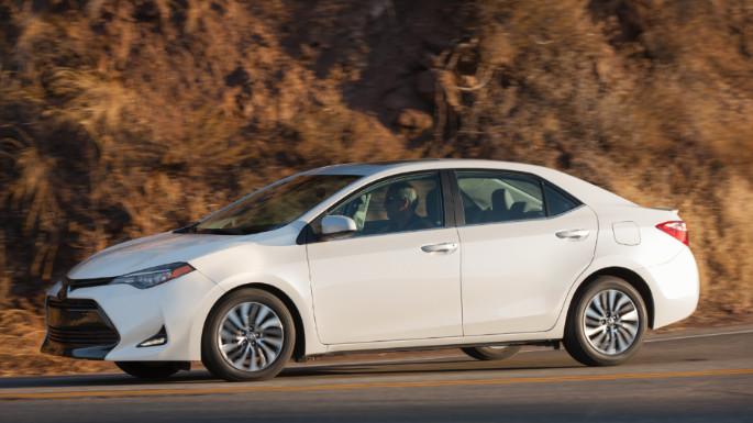 2017 Toyota Corolla ECO