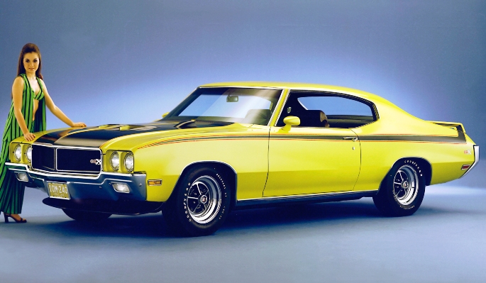 Top 23 American Muscle Cars New And Classic
