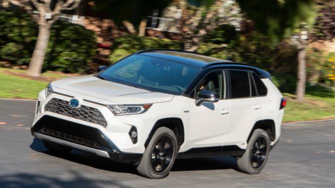 2020 Toyota RAV4 XSE HV BlizzardPearl 38 (1)