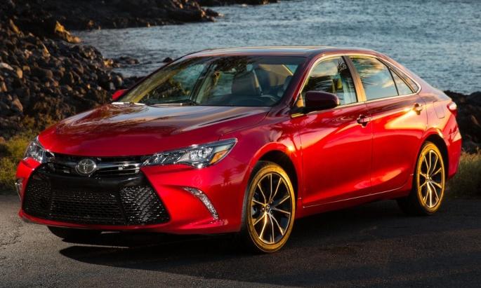 Toyota camry 2011-2017