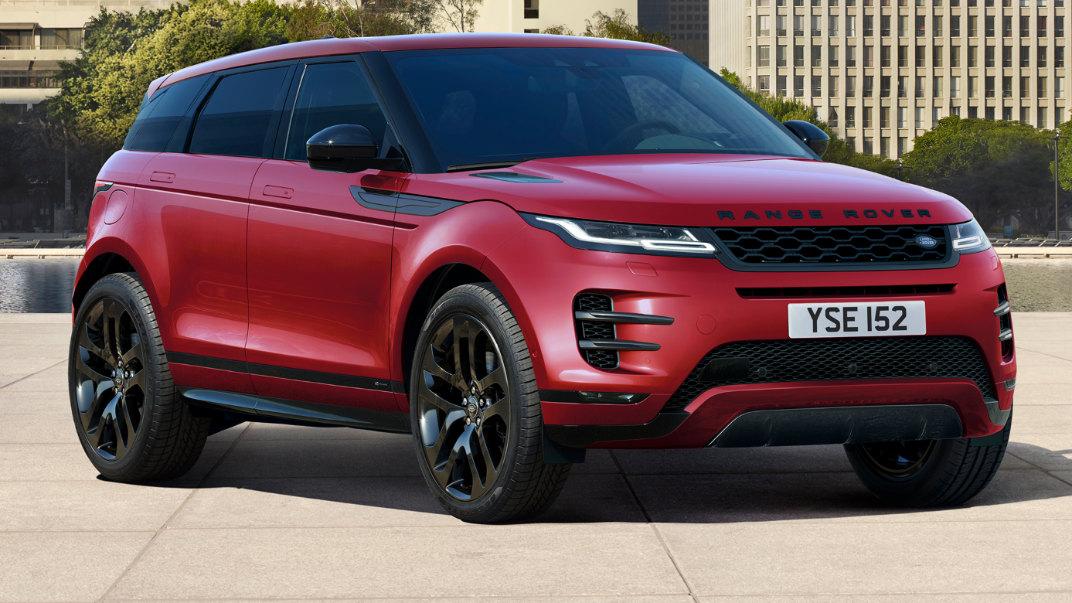 2020 Range Rover Evoque In-Depth Photos