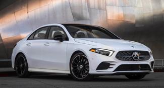 Driven: 2020 Mercedes-Benz A220