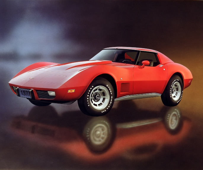 Photos through the years: Eight generations of Chevy Corvette