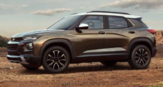 2021 Chevrolet Trailblazer Review