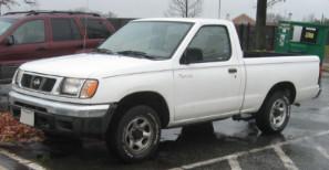 1998-2000 Nissan Frontier (1)