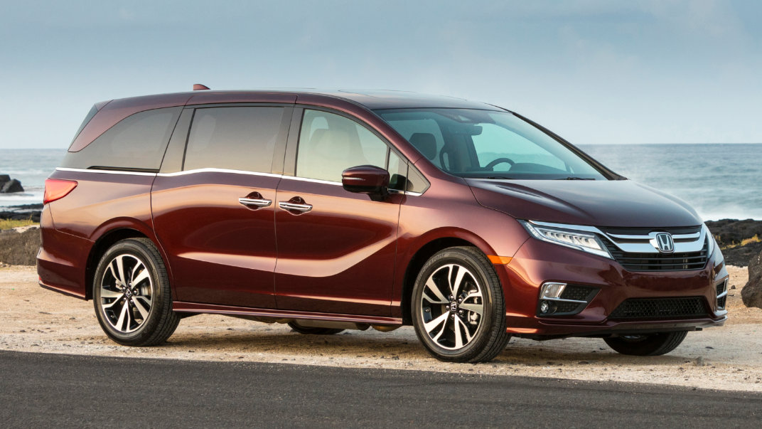 2020 Honda Odyssey In-Depth Photos