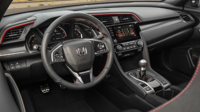 2020 Honda Civic Si Sedan 019