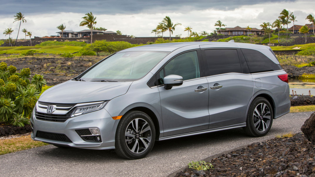 5 Best Minivans for 2020