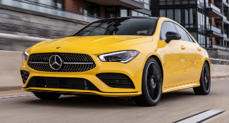 2020 Mercedes CLA Review