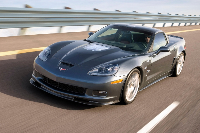 2009 Chevrolet Corvette ZR1 255348