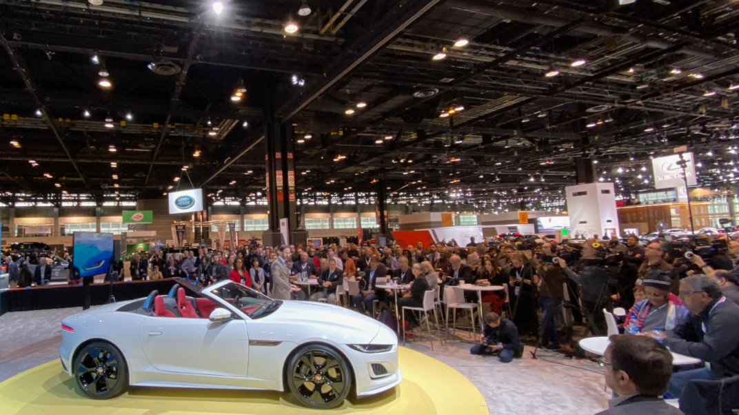 Top Debuts from the 2020 Chicago Auto Show