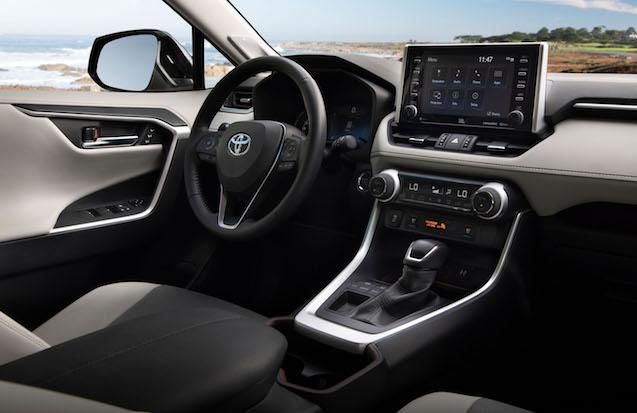 2019 Toyota RAV4 Limited FWD MagneticGrayMetallic 45 4F2C6228EC29AD5451193BDD26367A2BA9D95E0C